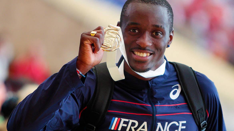 Le double Champion du Monde Teddy Tamgho sautera à Sotteville